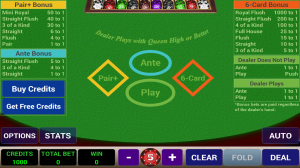 Ace 3-Card Poker